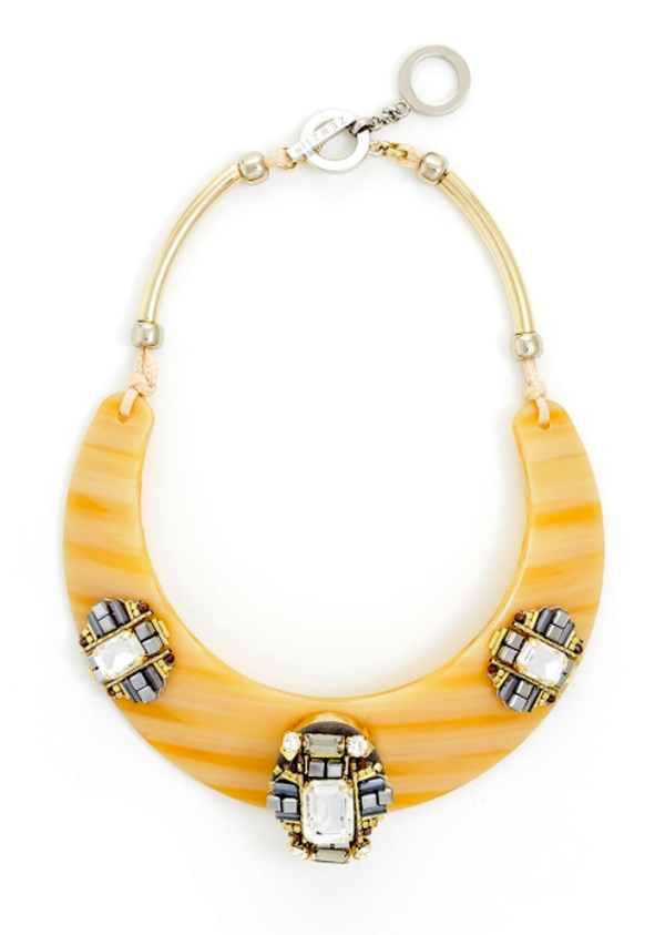 Ochre Necklace