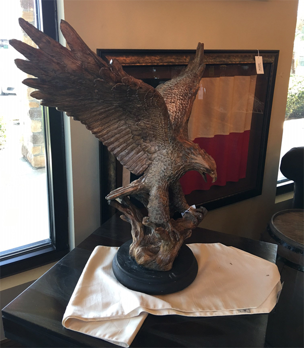 Eagle-Sculpture