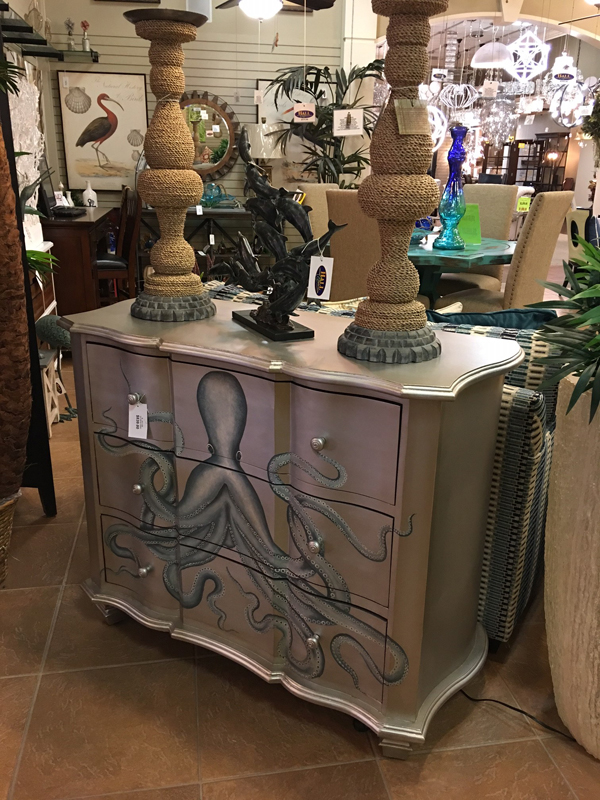 octopus cabinet