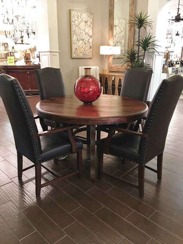 Completely new Hall Lighting & Design Center | Dining Tables and Sets WJ24