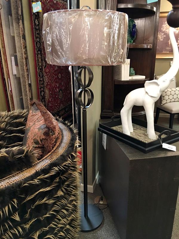 Hall-Lighting-&-Design---Ring-Design-Standing-Lamp