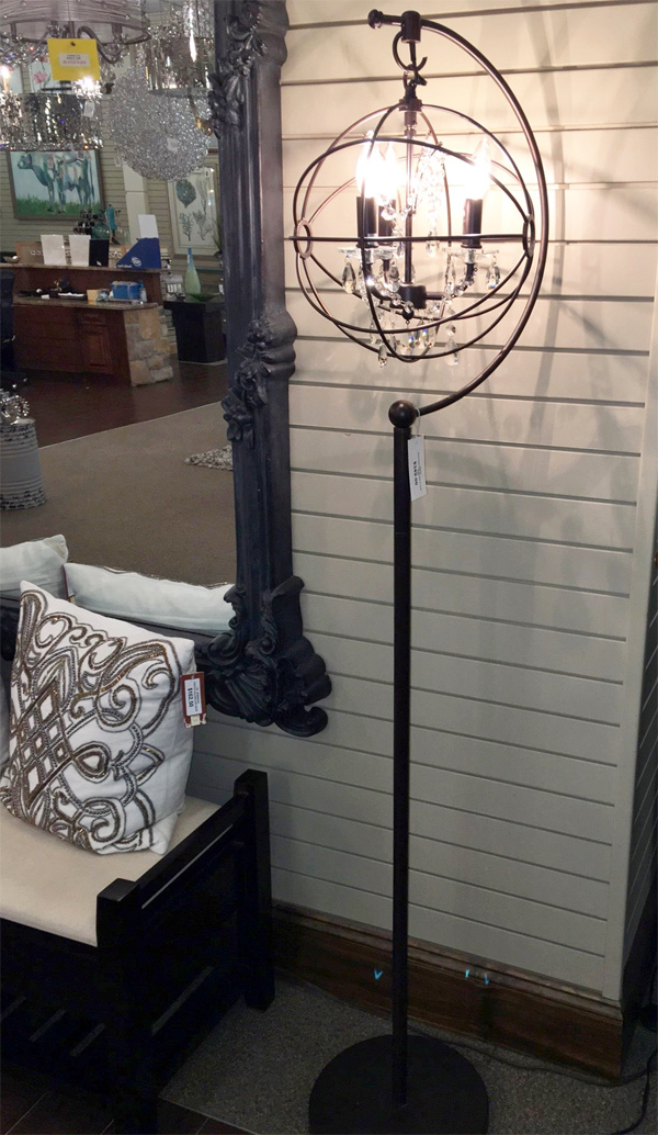 Hall Lighting Amp Design Center Floor Lamps Amp Accessories
