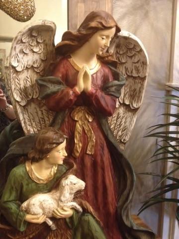 Angel-Statuette