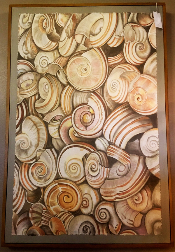 Seashells-Painting