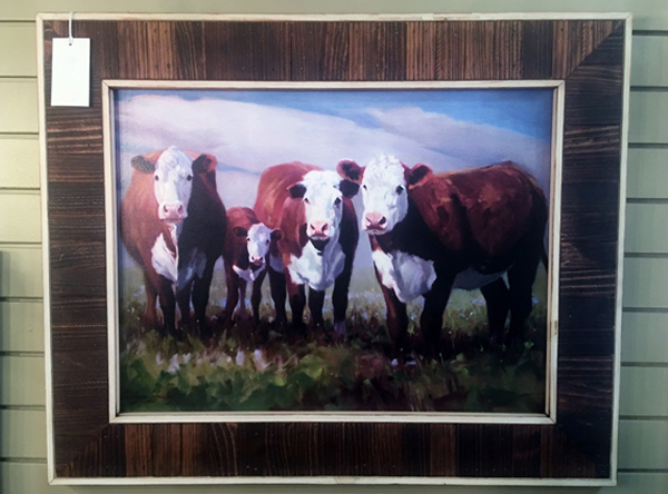 Three-Cows-and-a-Calf-Painting