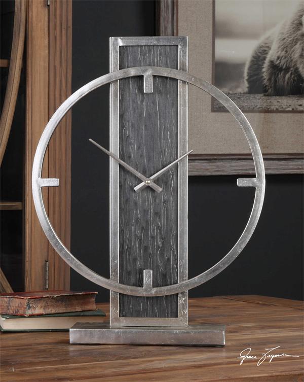 Modern-Style-Ring-Clock