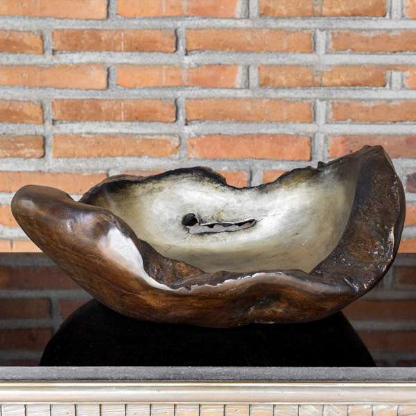 Polished-Wooden-Bowl
