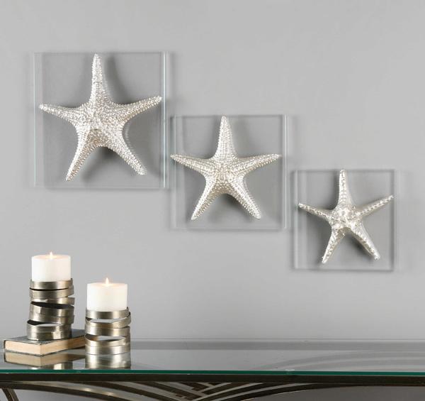 Starfish-Triptych