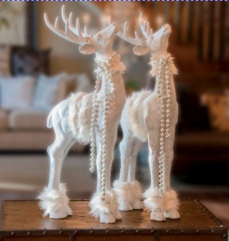 Two-reindeers