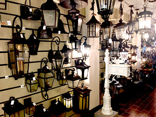 Hall Lighting & Design Center - Exterior Lighting